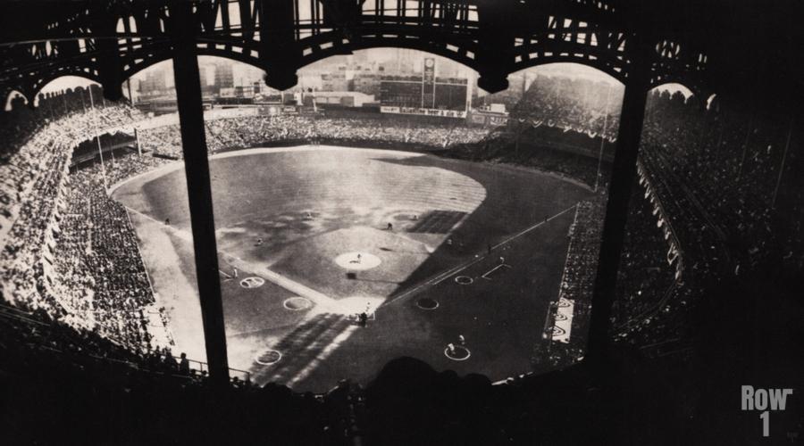 1963 Yankee Stadium Art  Print