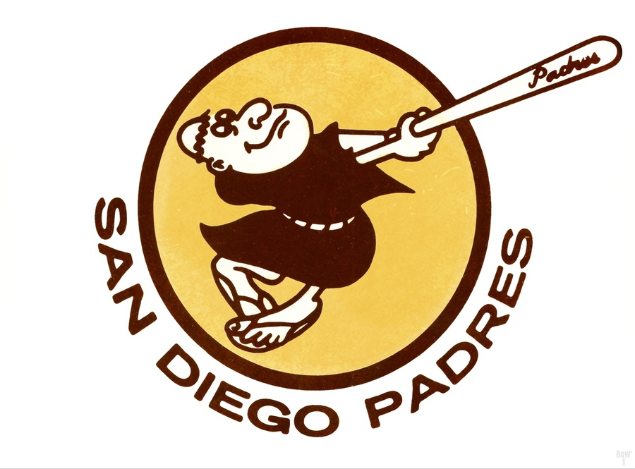 1980 San Diego Padres Wall Art  Print