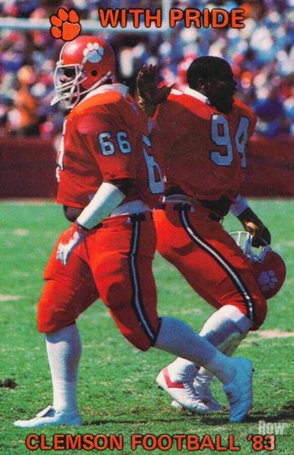 1983 Clemson Pride  Print