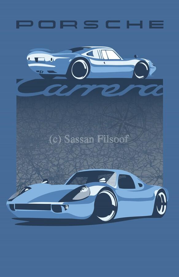 Carrera  Print