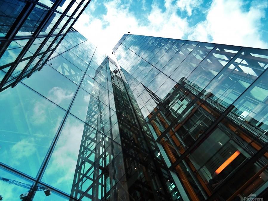 architectural design architecture building business  Print