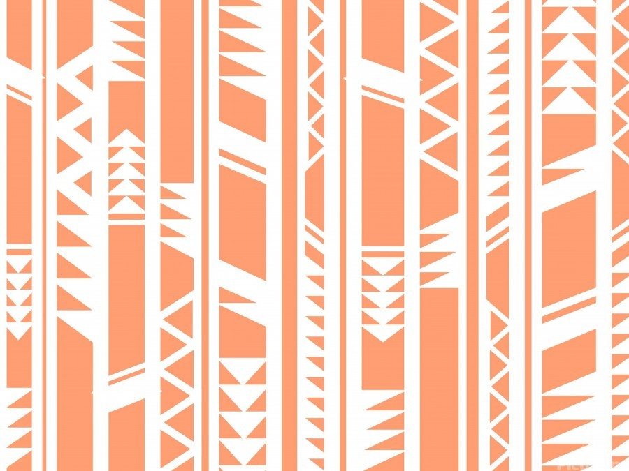 tribal pattern  Print