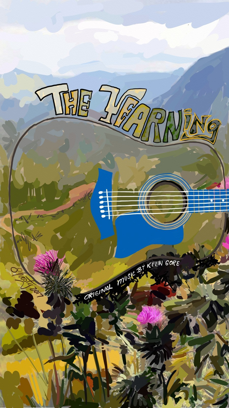 The Yearning  Print
