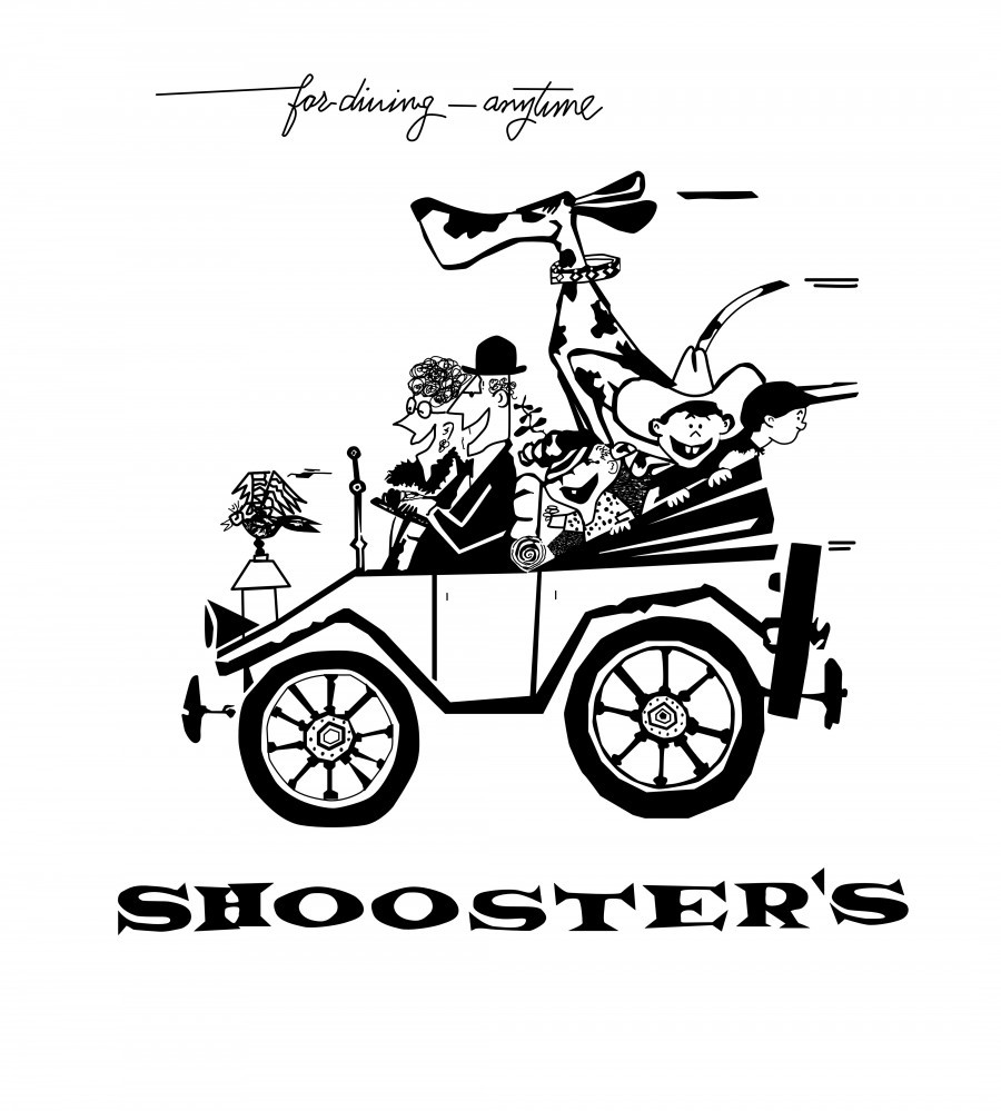 Shoosters Drive-In  Print
