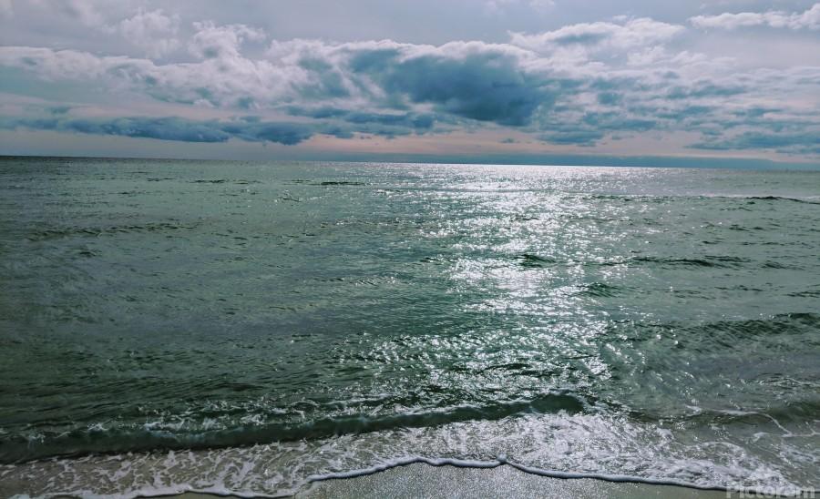 Serenity at Santa Rosa Beach  Print