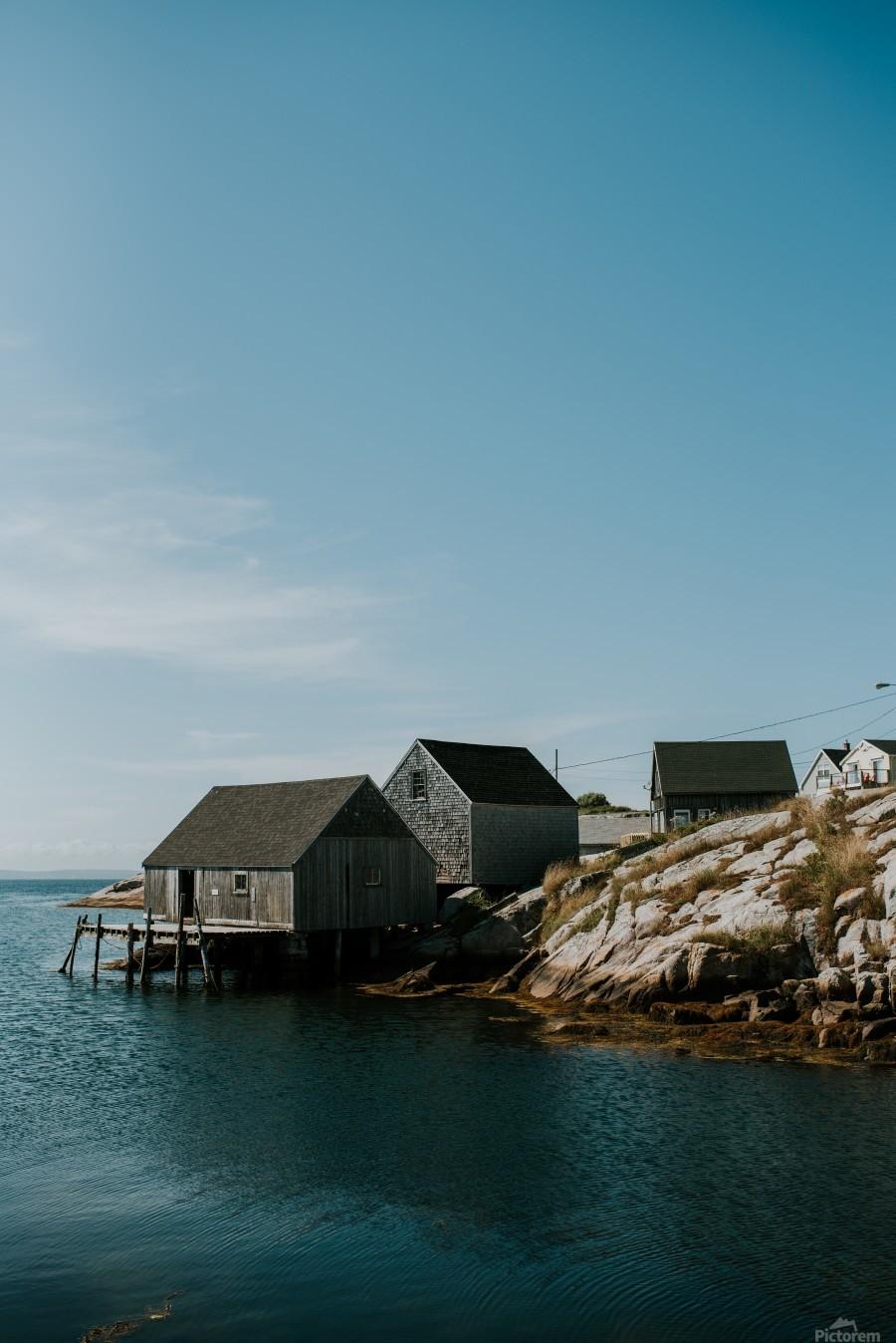 Peggys Cove Nova Scotia  Imprimer