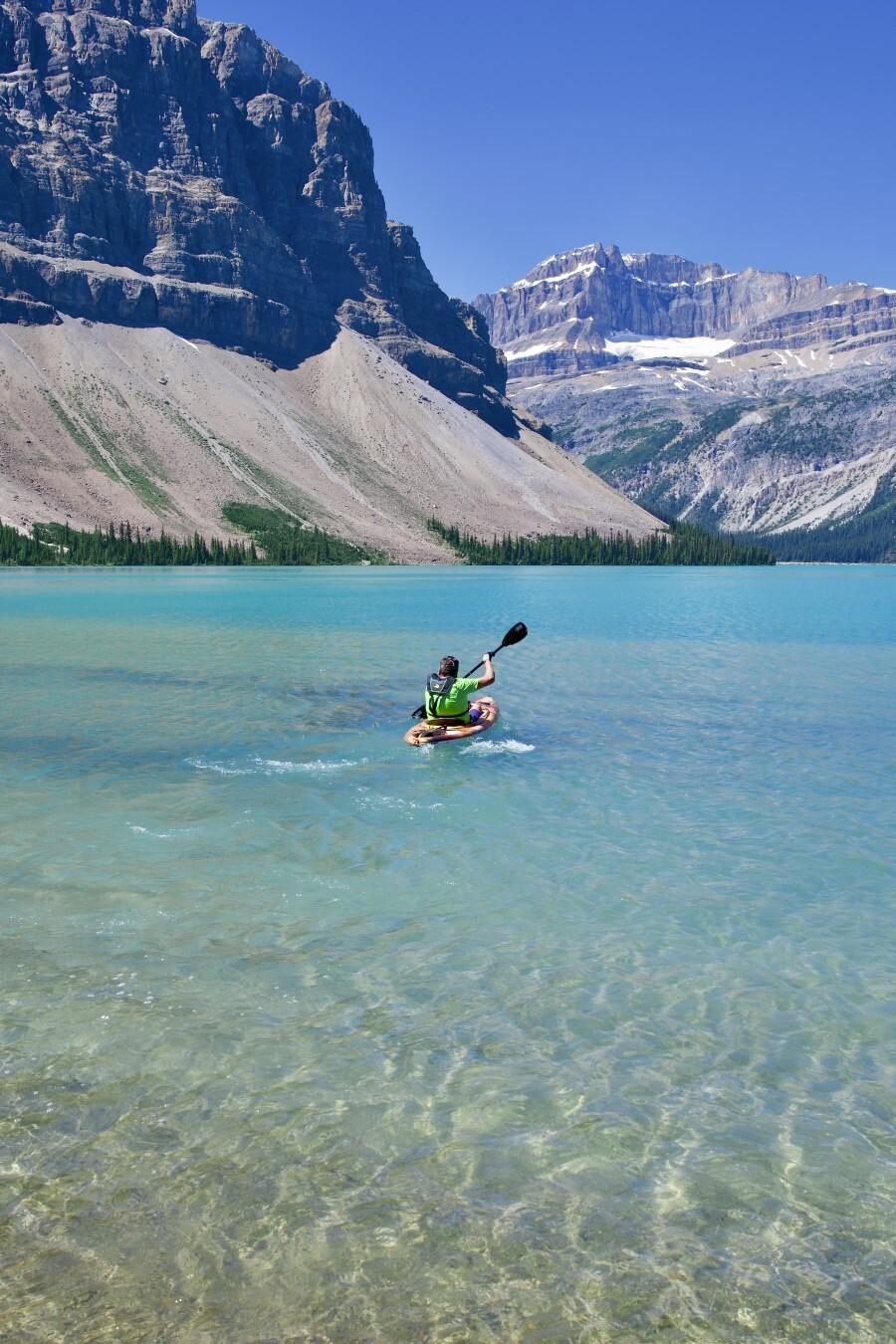 Kayaking  Print