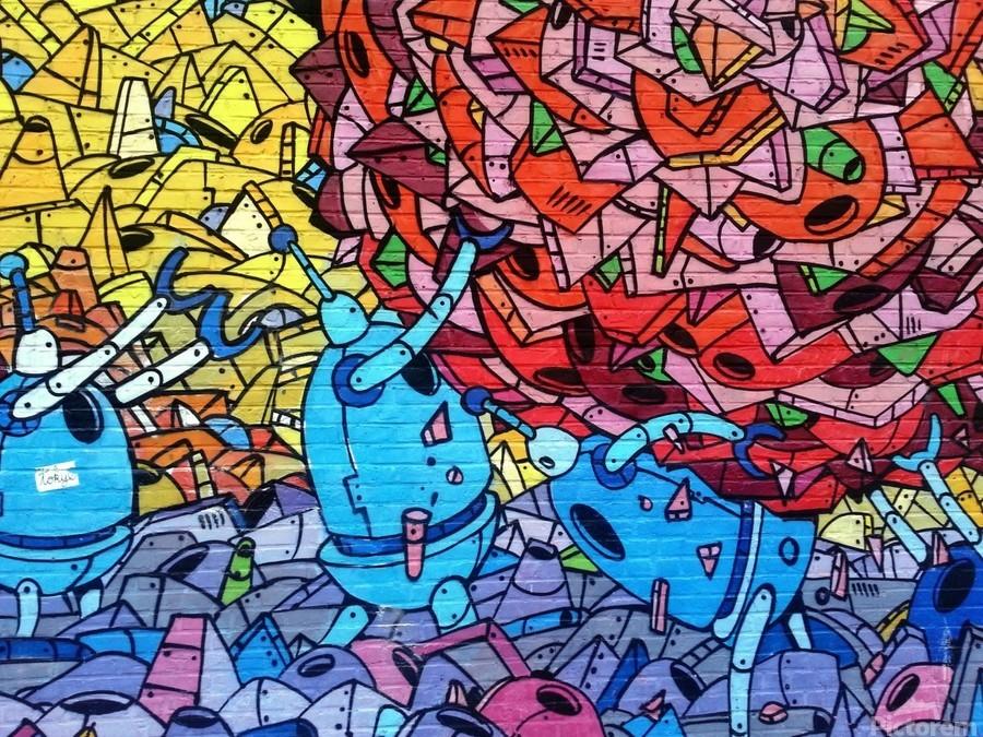graffiti 569265  Print