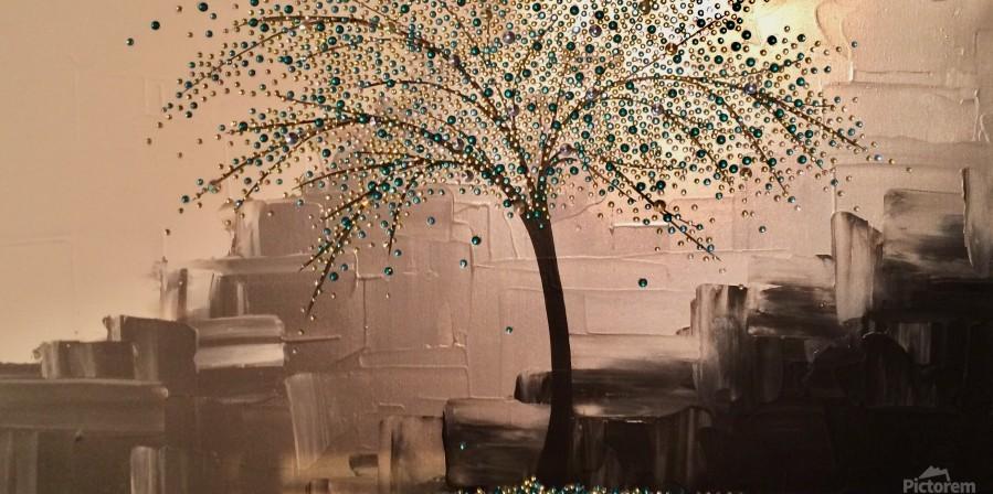 Tree of Treasures  Print