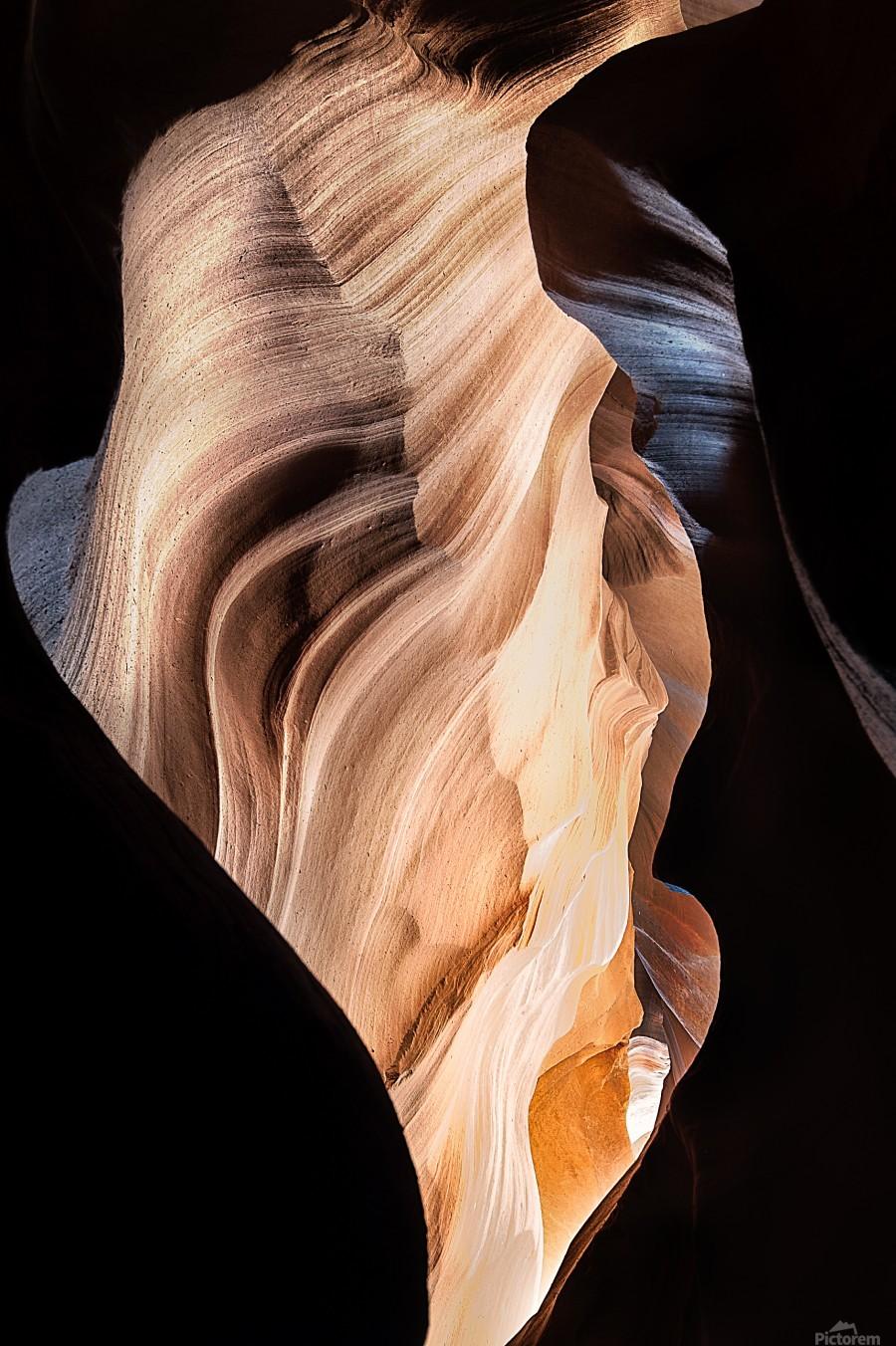 Upper Antelope Canyon 11  Print