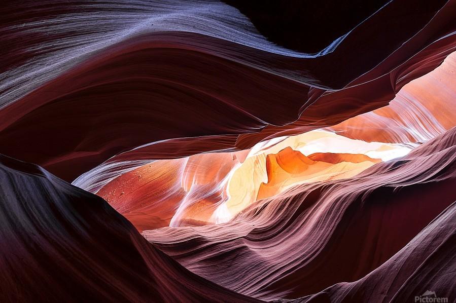 Upper Antelope Canyon 13  Print