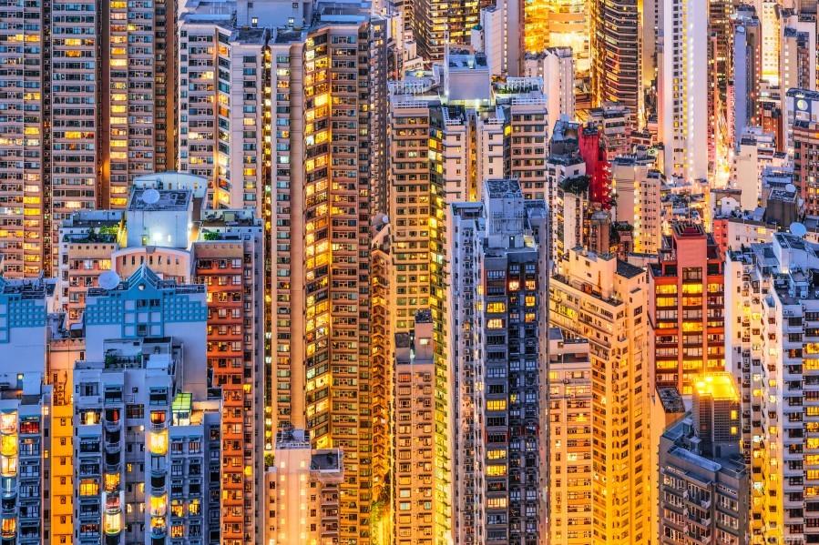HONG KONG 34  Print