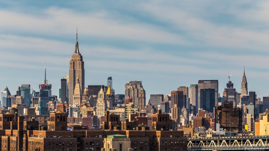 NEW YORK CITY 21  Print