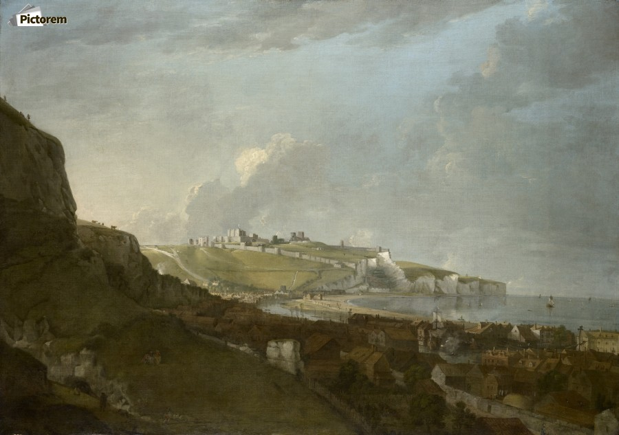 View of dover  Imprimer
