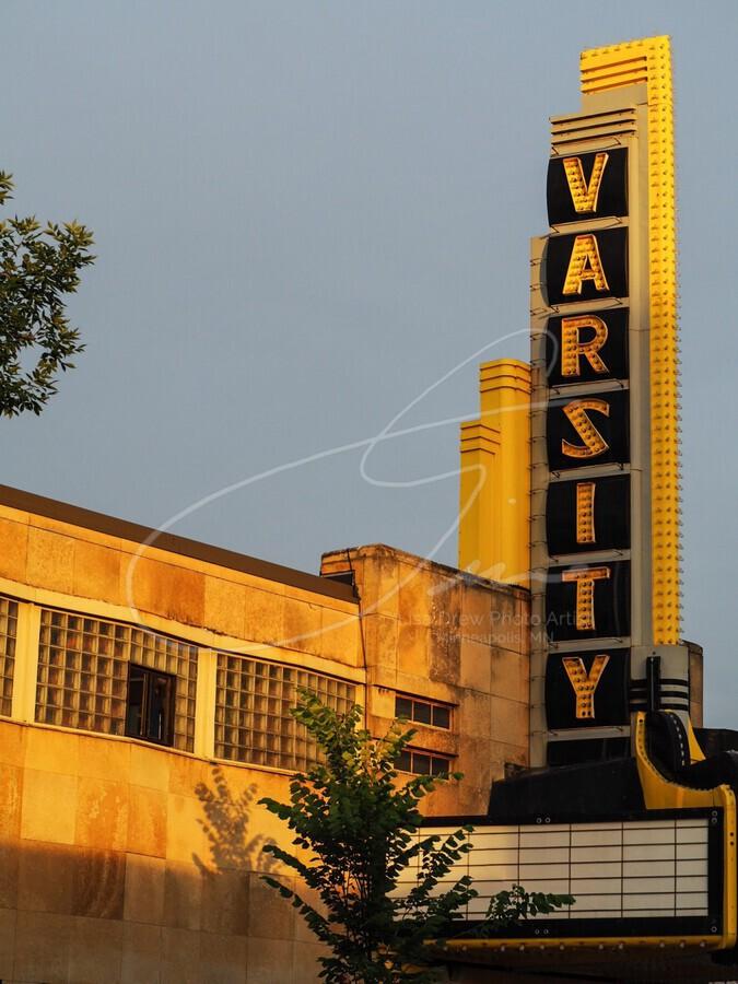 Varsity Theater   Print