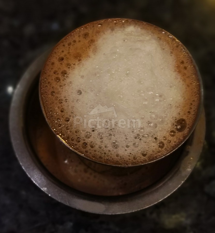 Indian Filter Coffee  Print