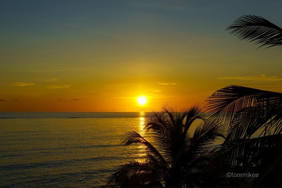Caribbean Sunrise  Print