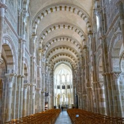 Basilica of Sainte Marie Madeleine 4 of 5 @ Vezelay France