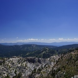 View from the Top @ Lake Tahoe