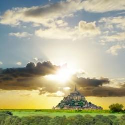 Mount Saint Michael Normandy France - Gallery 2017 Artwork of the Year Winner