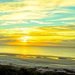 Sunrise in the Carolinas