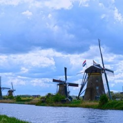 Windmills of the Netherlands 1 of 4