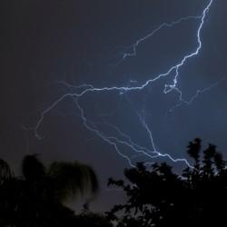 California lightning