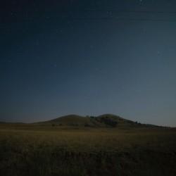 Dusk Stars on the plains