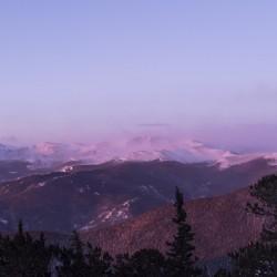 Squaw Pass Sunrise 2