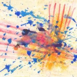 Scratches 1 (Joan Miro tribute)