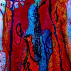 Saxophone Electrified