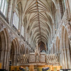 Litchfield Cathedral 2