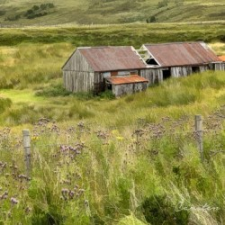 Scottish Highlands Barn