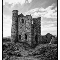 Tin Mine Cornwall