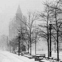 Gooderham in Winter