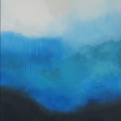 Tranquility Blue II.