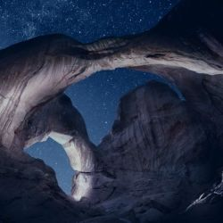 Arches National Park night 1
