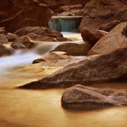 Zion Park River