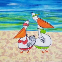 Pelican Mothers