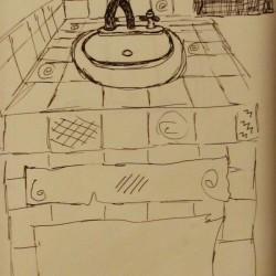 Re-Model the Bathroom Sink