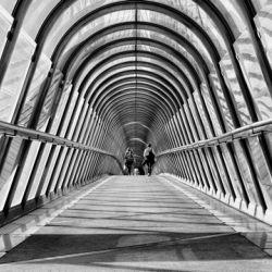 Parisienne Walkway