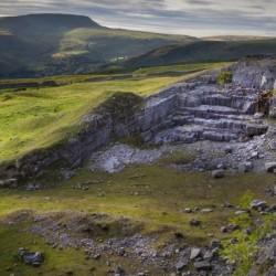 Penwyllt in the Upper Swansea Valley