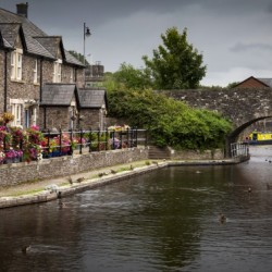 The Brecon Basin Canal