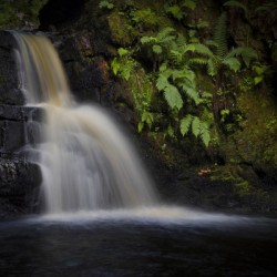 A Brecon Beacons waterfall
