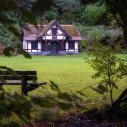 Craig-y-Nos Country park pavilion