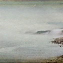 Fog in Grand Etang - Cape Breton