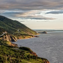 Summer on the Cabot Trail
