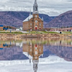 St. Pierres Church - Cheticamp Ns