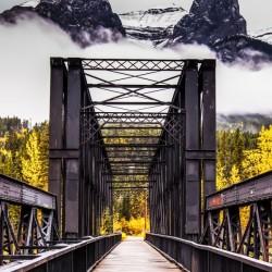 The Engine Bridge Canmore