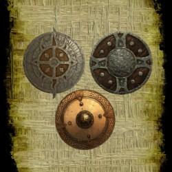Viking Artefacts displate